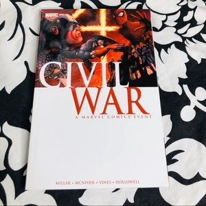 5 for $25| Civil War: A Marvel Comics Event TPB